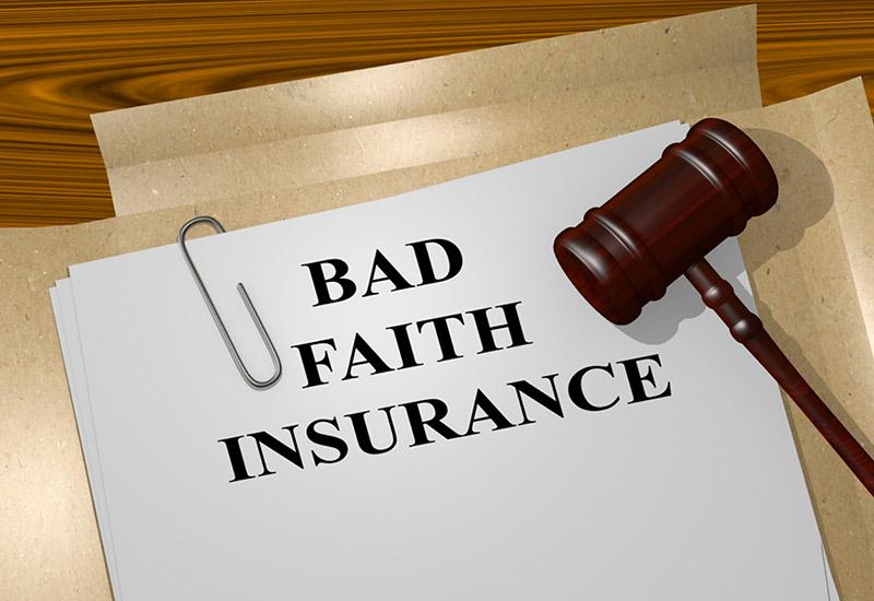 grover law firm bad faith claims