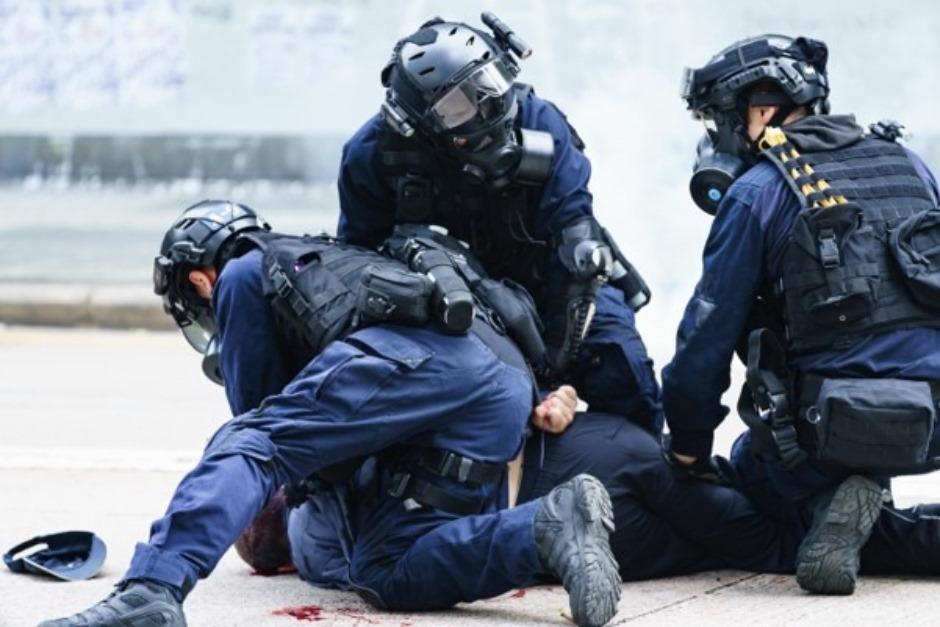 police brutality in calgary