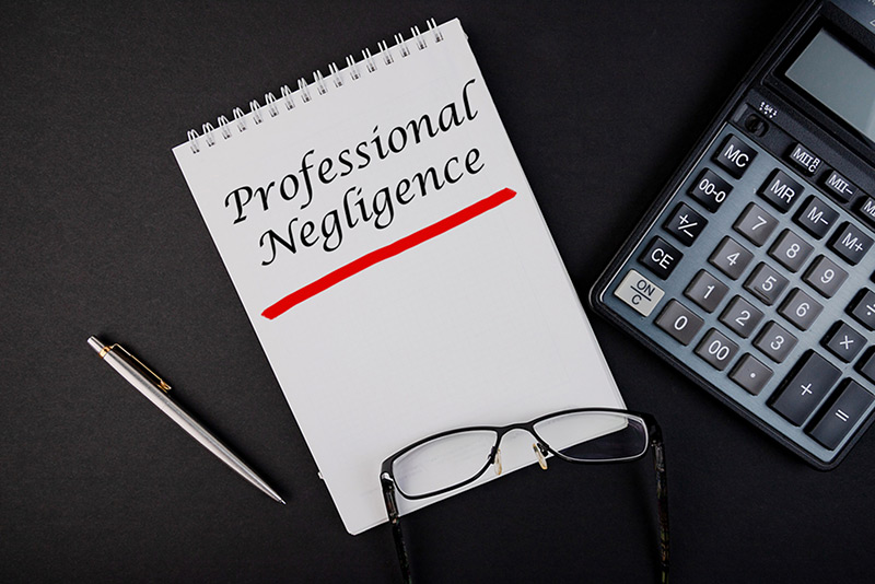 professional negligence claims in calgary