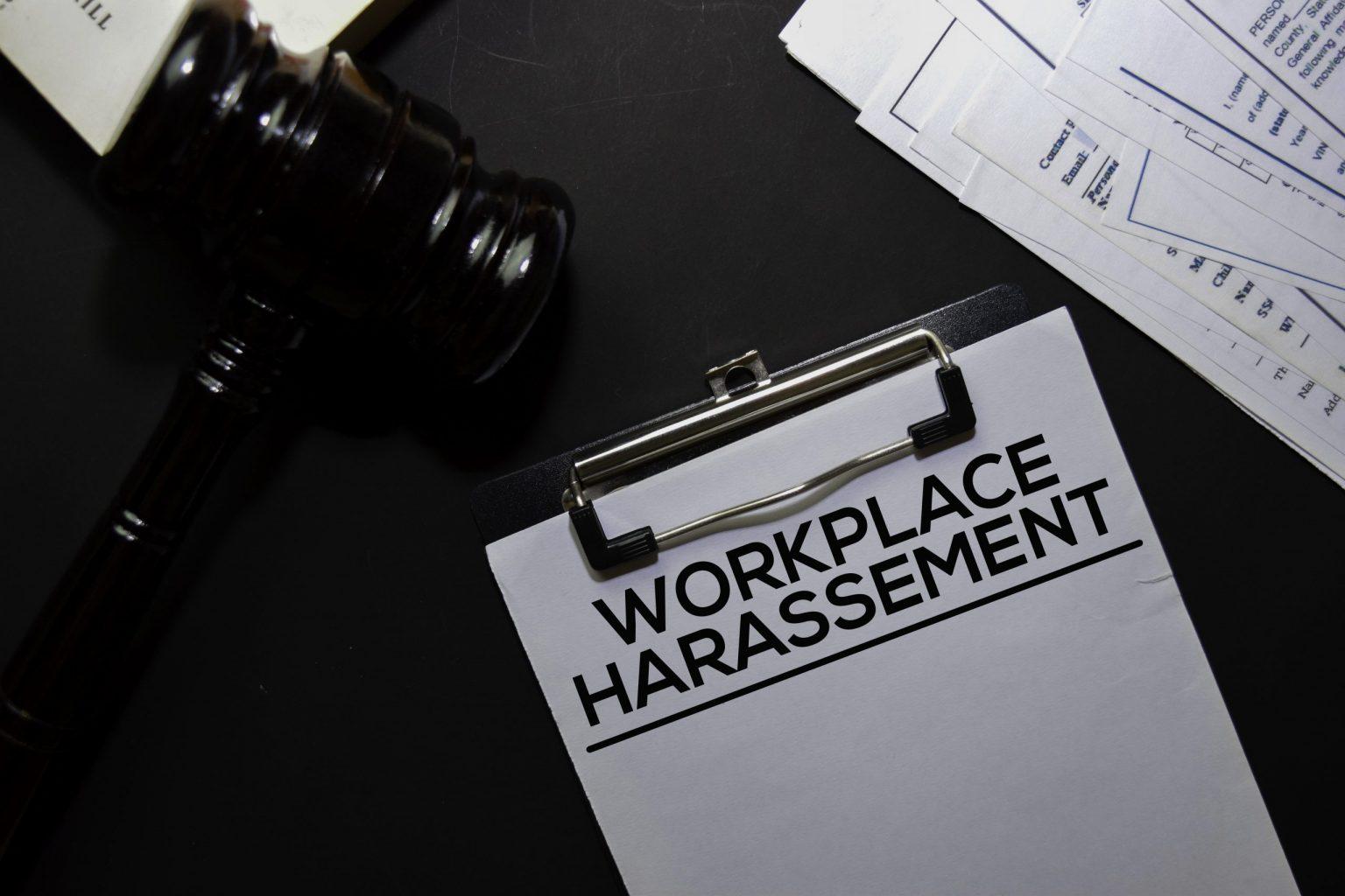 workplace harrassement discrimination andbullting in calgary