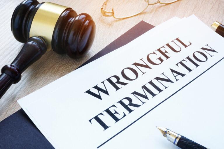 wrongful dismissal in calgary